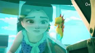 Эмма снимает фильм о морских обитателях - LEGO® Friends Морская жизнь