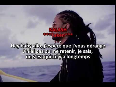 Kalash - Taken Karaoke (edit by Térreur) 2k16