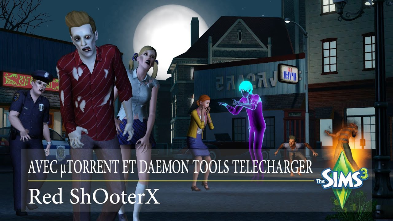 tuto comment t l charger les sims 3 avec daemon tools youtube. Black Bedroom Furniture Sets. Home Design Ideas