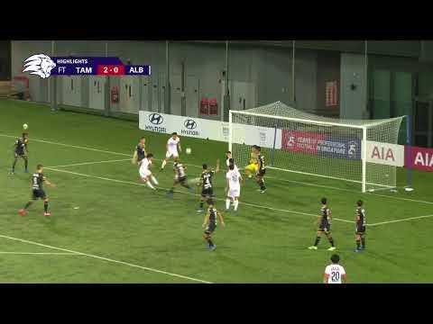 Tampines Albirex Niigata Goals And Highlights