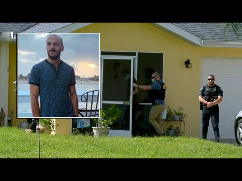 FBI comes to Laundrie home to collect DNA for testing