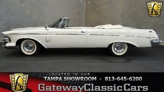 1963 Chrysler Imperial Crown TPA FL