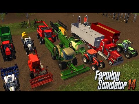 3 Silos Super Lotados    -   Farming Simulator 14