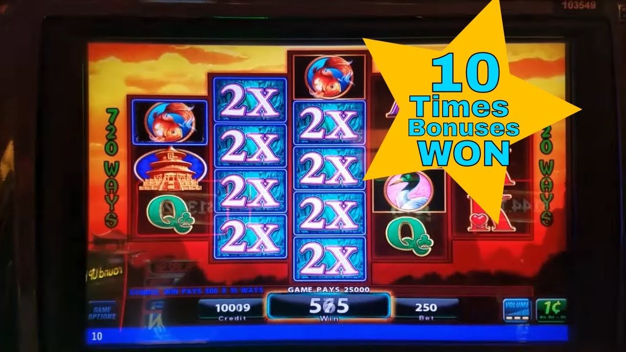 All Slot Bonus
