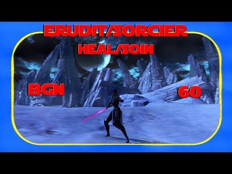 ERUDIT/SORCIER HEAL/SOIN - BGN 60 (rapide apercu) | SWTOR FR