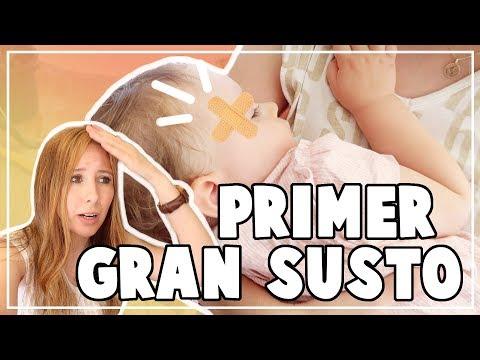 PRIMER GRAN SUSTO CON CHLOÉ 😰 OS PROPONEMOS ALGO I Vlogs Familia Royitos