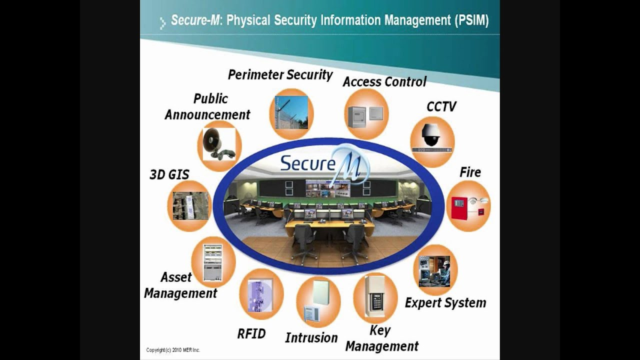 Physical Manager Security