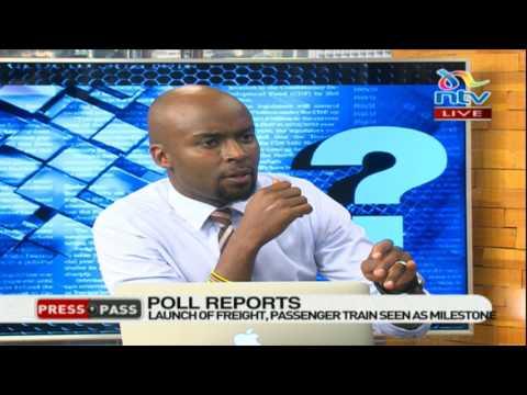 Kenyan media interpretation of poll reports