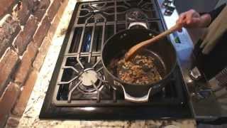 Eggplant & Chickpea Stew Recipe - Carolina B