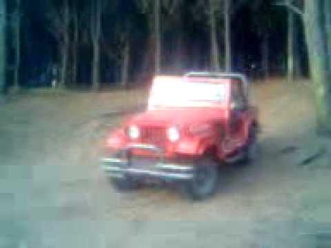 Falcon 221 Jeep Potro BALNEARIO MARISOL