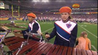 Boise State girl tearin' it up on the cowbell! [720p] thumbnail