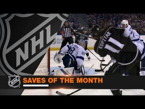 Top Saves of February
