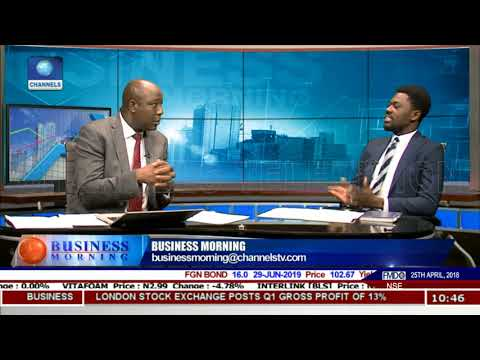Dangote Cement: Nigeria Unit Volumes Beat Pan -African Pt.2 |Business Morning|