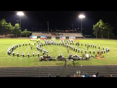 Lebanon High School Marching Blue Devils Band - Music City Invitational 2017 - Finals