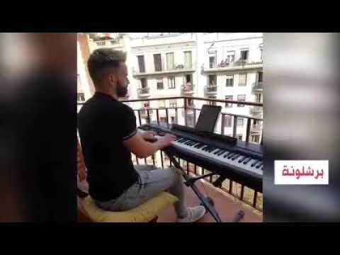 شرفات أوروبا تغني للسلام
