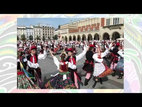 Krakowiak sandomierski (muzyka ludowa instrumentalna - Polish traditional music)