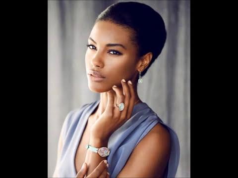 Sharam Diniz :  The Angolan Beauty