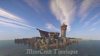 minecraft port medieval build server spawn