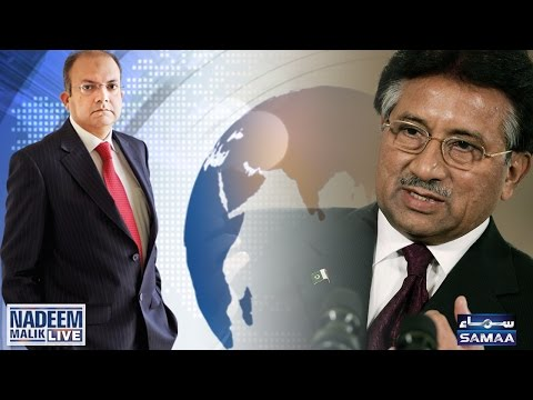 Nadeem Malik Live Special With Pervez Musharraf- 31 July 2016