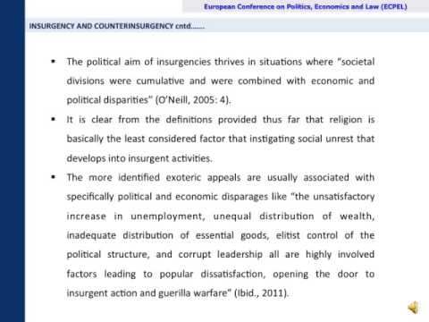 A Comparative Study on Political Responses to Issues of ...