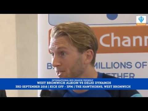 Sikh Channel Breakfast Show: West Bromwich Albion FC - The Hawthorns