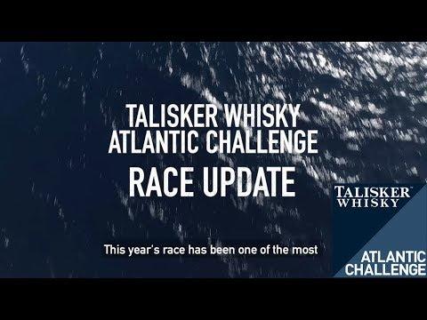 Talisker Whisky Atlantic Challenge 2017 - Race Update