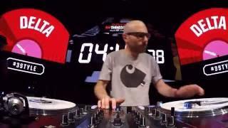 DJ Delta @ Red Bull Thre3style World DJ Championship