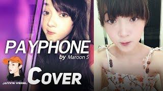 Payphone - Maroon 5 cover by 12 y/o Jannine Weigel