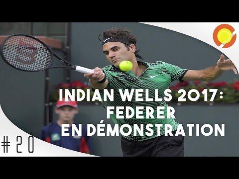 Indian Wells 2017 : Murray et Djokovic sombrent, Federer s'offre encore Nadal