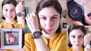 MY WATCH COLLECTION + GIVEAWAY!!! ⌚️