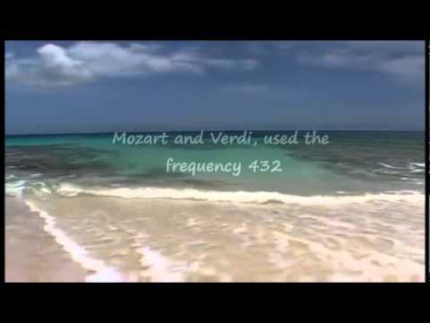 432 The Cosmic Key of the Universe ( Stuart Mitchell - Nicholas Caposiena music )