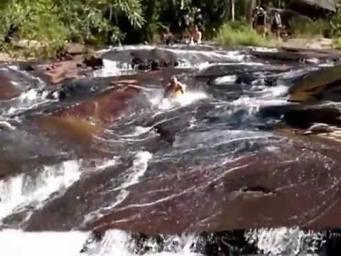 Australian Rainforest Ayr Northern Queensland Water Slide Compilation
