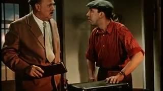 """Юрий Никулин в фильме """"Девушка с гитарой"""" (1958)"""