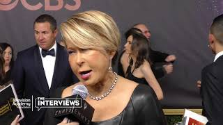 "Yeardley Smith (""The Simpsons"") on how she got into voice acting -  2017 Primetime Emmys"