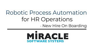 Let your hr employees work on more meaningful tasks instead of small routine onboarding work. automate from inputting new employee information into dat...