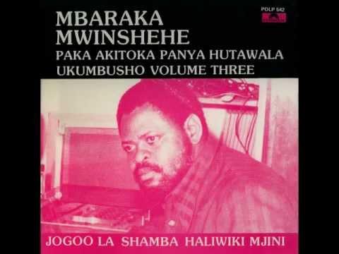 Mbaraka Mwinshehe - Ukumbusho Volume 3