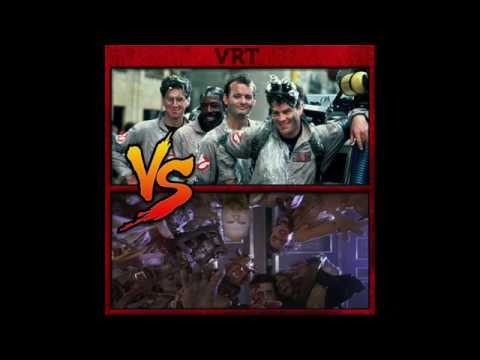 VRT Podcast: Episode 27 - The Ghostbusters vs Thirteen Ghosts