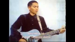 Repeat youtube video Dayegon Ang DIOS with Lyrics - Sadrac Sombrio