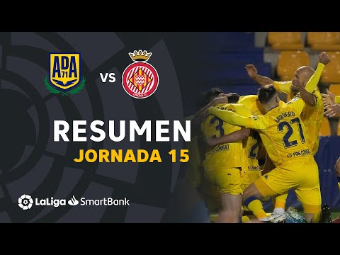 Alcorcón Girona Goals And Highlights