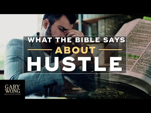 What The Bible Says About Hustle | Bible, Business & Belief Ep. 07