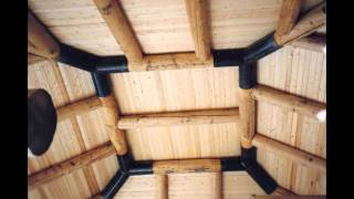 Log homes construction 2015