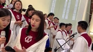 Ca Lên Đi 1 - Lm Kim Long - Ca đoàn Cecilia Gx Nghi Lộc