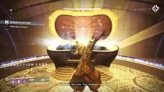 Destiny 2: Forsaken Warden Of Nothing Strike