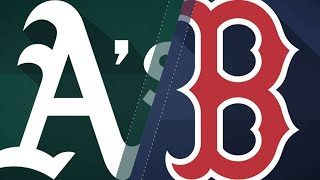 Martinez, Bogaerts homer in Red Sox's win: 5/16/18