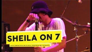 Download [HD] Sheila on 7 - Sephia & Betapa (Live at CORETAN PUTIH ABU #2)