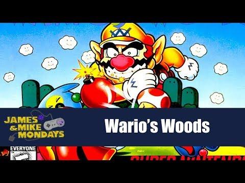 Wario's Woods (NES) James & Mike Mondays