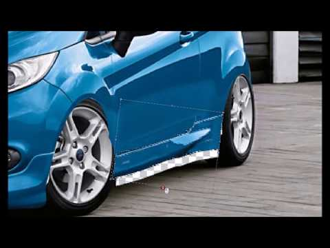 virtual tuning 3 ford fiesta youtube. Black Bedroom Furniture Sets. Home Design Ideas