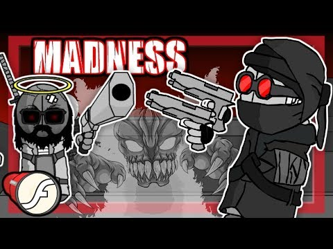 Flashlight: Madness Combat Series History | HAPPY MADNESS DAY!! | 2 Left Thumbs