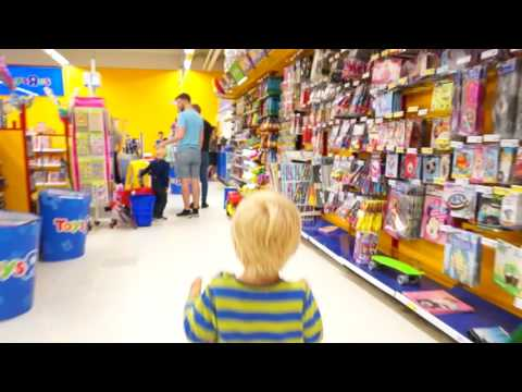 TOY HUNT At TOYS R US! LEGO DUPLO TRAIN SET FROM TOYS