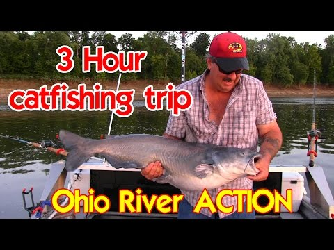 Catfishing - Catching Big Blue Catfish From The Bank Lake Guntersville from YouTube · Duration:  24 minutes 48 seconds  · 11,000+ views · uploaded on 5/8/2017 · uploaded by Richard Gene The Fishing Machine